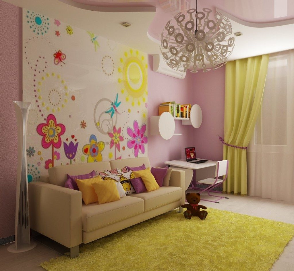 The Design Of The Room Is 8 Sq. M For The Boy. Provide A Compact But  Functional Study Area